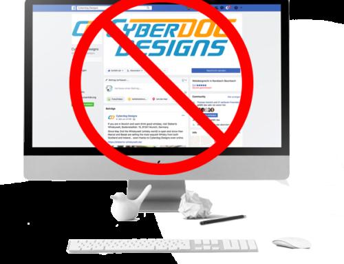 Datenschutzerklärung bei Facebook einstellen